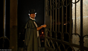 Ás portas de San Amaro dos Mortos