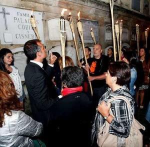 """Foto premiada en """"Un ano de Voz"""" en 2012, ano do Bicentenario de San Amaro"""