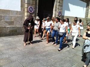 V Centenario da peregrinatio Franciscii