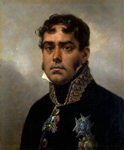 Arbuthnot sirvió en la Expedición de Costa Firme a las órdenes del Comandante en Jefe Pablo Morillo, Marqués de Cartagena y Conde de la Puerta.