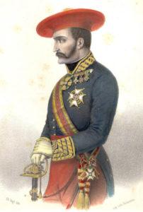 Tomás de Zumalacárregui. Foto sacada de la web del Museo Zumalacárregui http://zumalakarregimuseoa.eus/